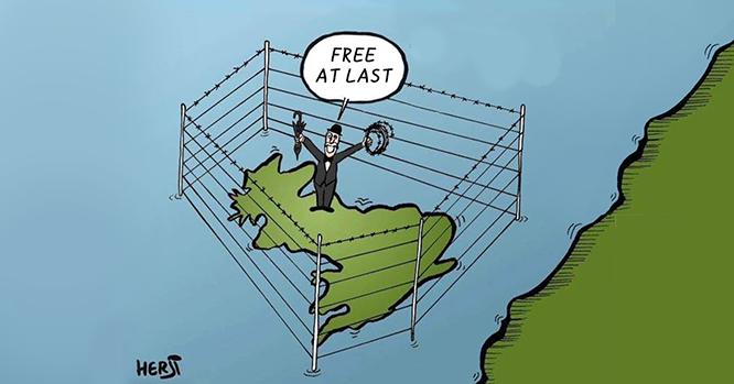 Strange Freedom